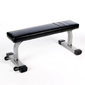 mat riels et quipements de fitness banc droit fitness bench. Black Bedroom Furniture Sets. Home Design Ideas